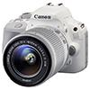 Зеркалка Canon EOS 100D – теперь такая же, только белая