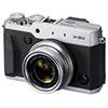 FUJIFILM X30 – компактная камера с инновационным видоискателем