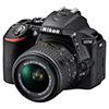 Новая цифровая зеркалка Nikon D5500 – сенсорный экран с переменным углом наклона