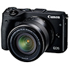 Canon EOS M3 – обновление популярной беззеркалки от Canon