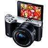 Samsung NX500 – передовые технологии в компактном корпусе