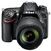 Nikon D7200 – передовая кропнутая зеркалка модельного ряда
