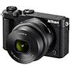 Nikon1J5 – новая беззеркалка с функцией 4K