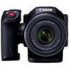 Гибридная фото и видеокамера Canon XC10 с разрешением 4K