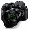 Panasonic LUMIX DMC-FZ300: 24x оптический зум, светосила F2.8, видео 4K, пыле- и влагозащита