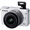 Беззеркалка Canon EOS M10 – лучшие технологии зеркалок в компактном корпусе