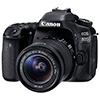 Новая зеркалка Canon EOS 80D и объектив EF S 18-135mm f/3.5-5.6 IS USM