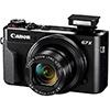Мощный компакт Canon PowerShot G7 X Mark II с процессором DIGIC 7