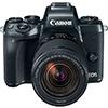 Canon EOS M5 – новая беззеркалка от лидера отрасли