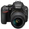 Зеркалка Nikon D5600 – совместимость с SnapBridge и пара улучшений