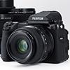 Первая среднеформатная беззеркальная камера в модельном ряду FUJIFILM – GFX 50S