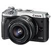 Новая беззеркальная камера Canon EOS M6