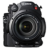 Canon EOS C200 – съемка 4K в формате MP4 или Cinema RAW Light с записью во внутреннюю память