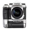Полнокадровая зеркалка PENTAX K-1 Limited Silver в новом эксклюзивном дизайне