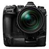 Olympus OM-D E-M1X разработана для профессиональных фотографов