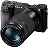Sonya6100 – доступная модель семейства беззеркалок с датчиком APS-C