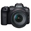 Canon EOS R6 – беззеркальная полнокадровая камера для энтузиастов