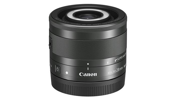 Canon EF M 28mm f/3.5 Macro IS STM